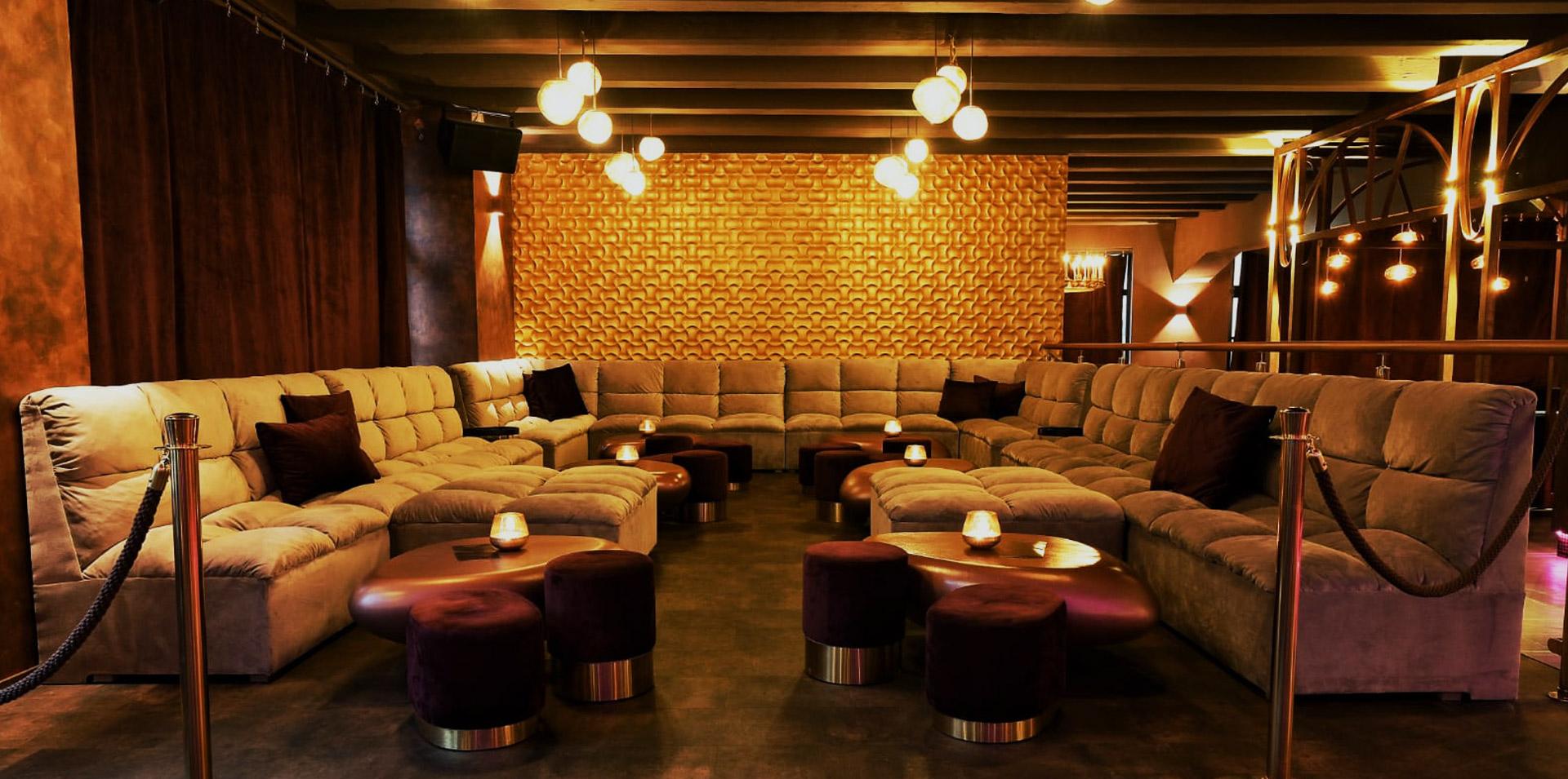 AMBER VIP Lounge