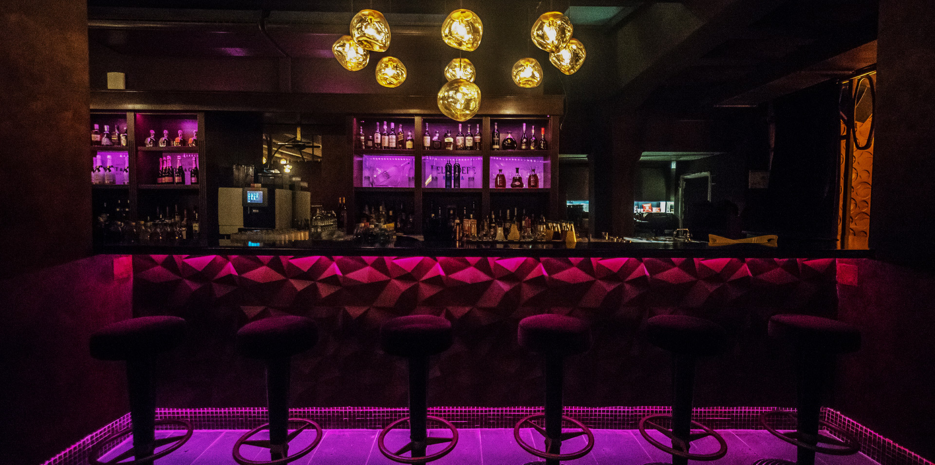 AMBER Eventlocation - Bar